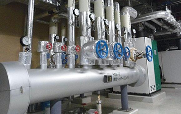 配管空調設備工事photo