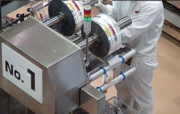 生産ライン工事photo